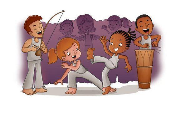 Extraescolares Madrid Capoeira